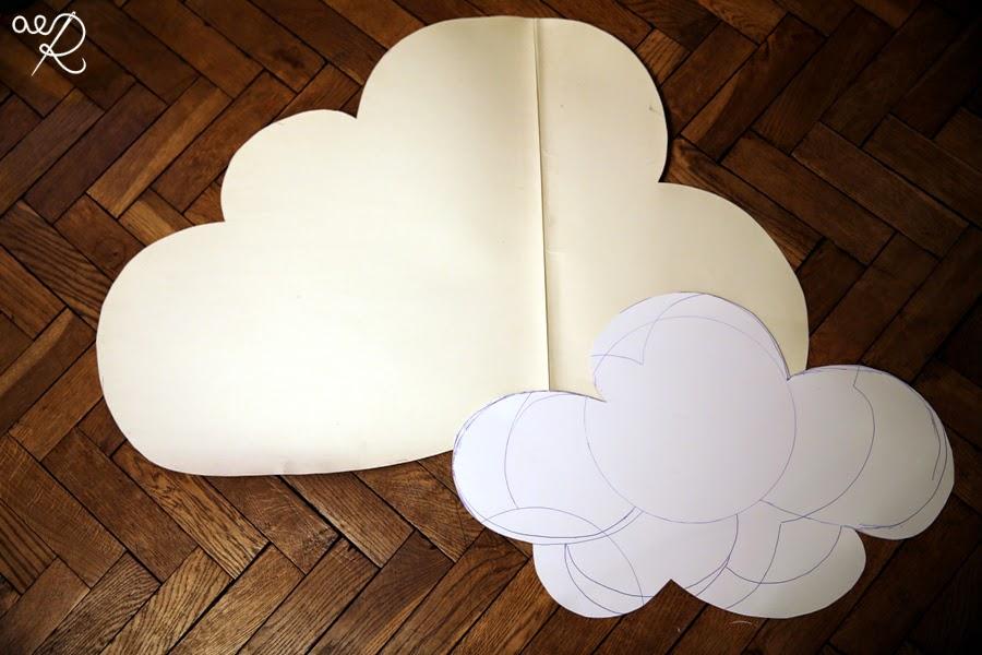 wykroje na chmury
