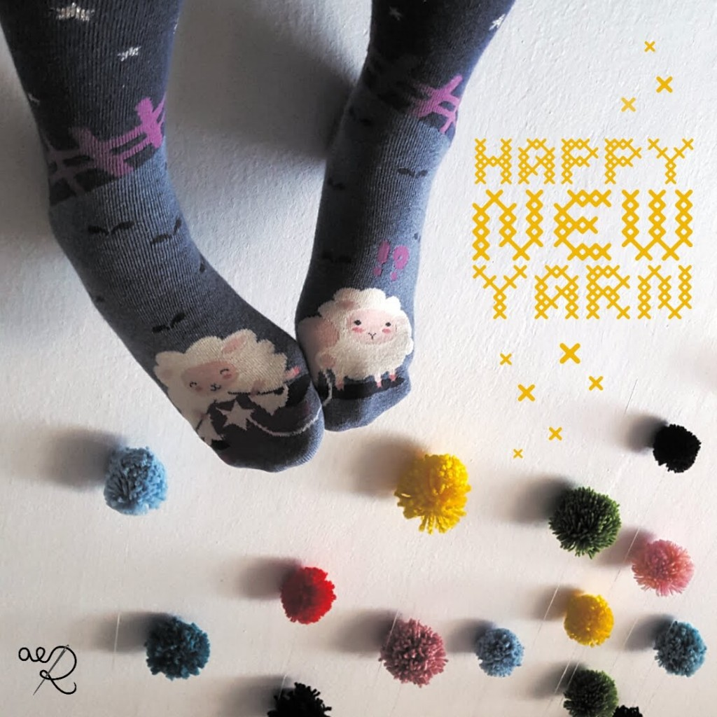 Happy New Yarn 2016