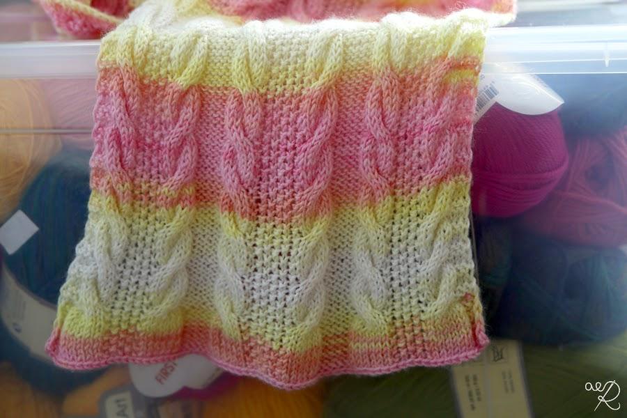 szal na drutach