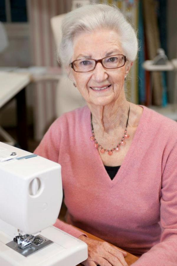 The Great British Sewing Bee - Ann