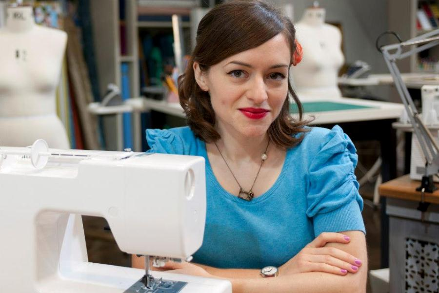 The Great British Sewing Bee - Tilly