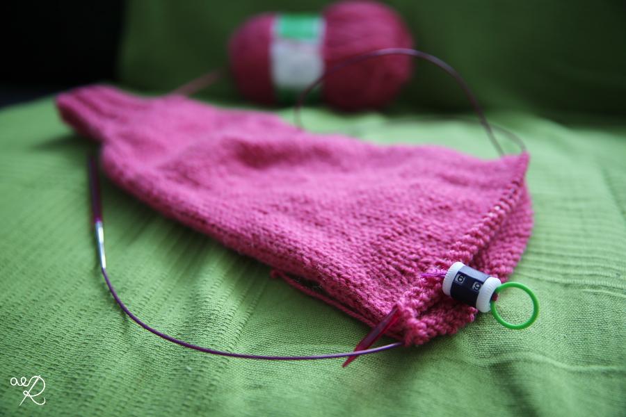 sweter w serca 2