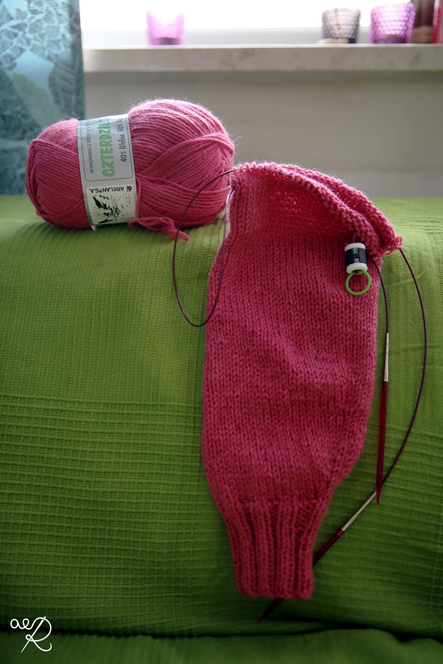 sweter w serca 3