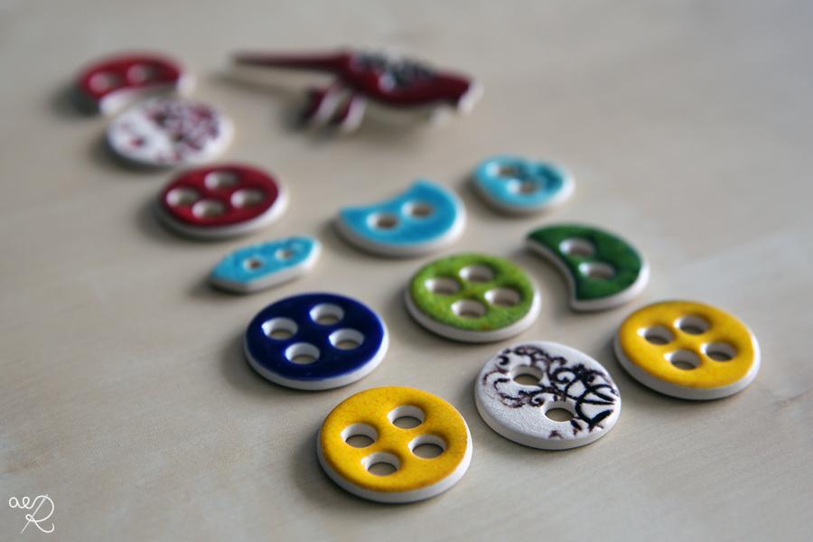 Zuziki - guziki od Zu Design