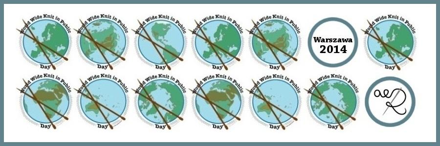 Międzynarodowy Dzień Publicznego Dziergania 2014