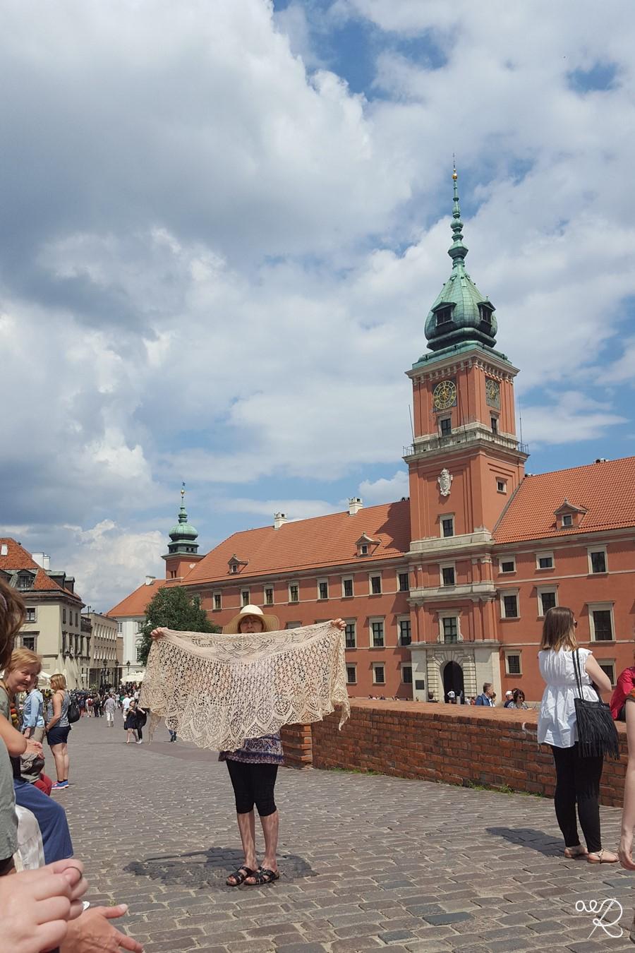 Miedzynarodowy Dzień Publicznego Dziergania 2016 Warszawa 40